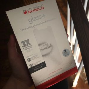 iPhone X Glass Protector !📱